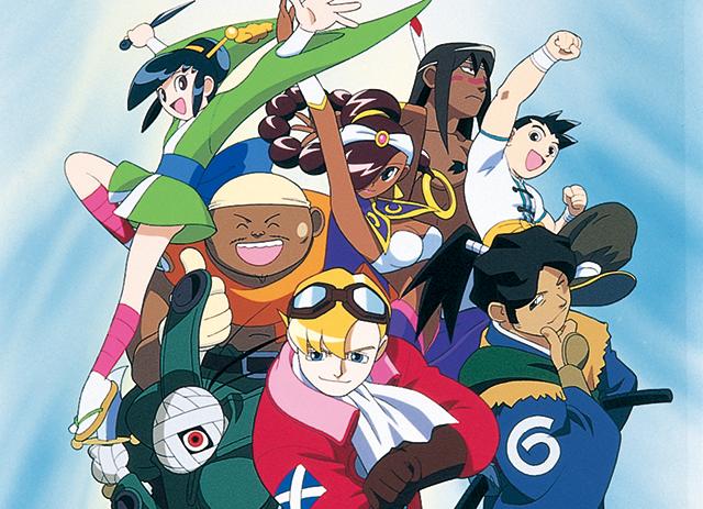 [7 Animes Indispensáveis] - Video Games - Era Clássica Open-tv-program!image?tid=4383&imageNumber=1