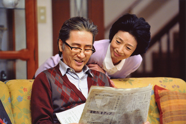 "A First for Japanese Commercial Television! ""Ah, You're Really Gone Now"" Lead, Masakazu Tamura, Wins 'Outstanding Actor' at the Monte-Carlo TV Festival"