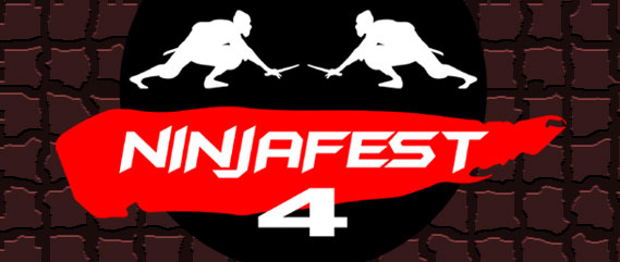 "G4 HOSTS THE BIGGEST ""NINJA WARRIOR"" EVENT EVER WITH A THREE DAY MARATHON AND PREMIERE OF ""NINJA FEST 4"""