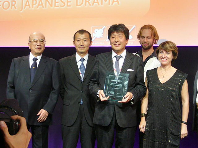 "On the heels of winning at the Soul Drama Awards, TBS Drama ""JIN"", wins a MIPCOM Buyers Award."