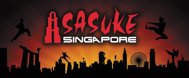 "TBS ""SASUKE"" Asian local versions Continue to Spring Up !