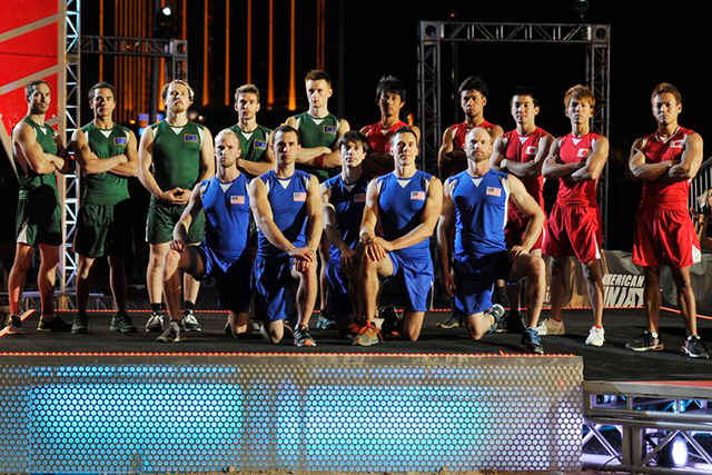 """American Ninja Warrior: USA vs. the World"": USA, Europe,and Japan to battle for supremacy in three-hour special on NBC!"