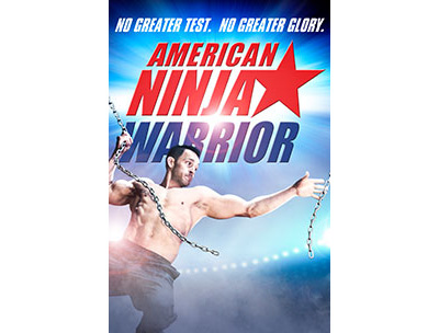 """American Ninja Warrior"" wins time slot 10 out of 11 weeks!"
