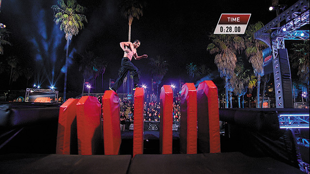 American Ninja Warrior Season 7 to air this summer in prime time on two US networks. Six major US cities host qualifiers; Las Vegas again to host finals